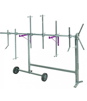 Spray Shop Storage Systems - Storage Rack